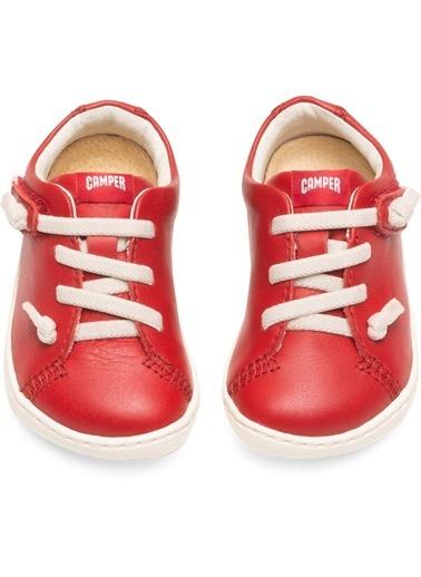Camper Peu Cami FW Ayakkabı Kırmızı